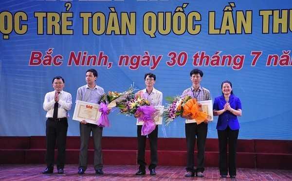 Tong ket Hoi thi Tin hoc tre toan quoc 2017 Trao giai Dong doi - Tổng hợp kết quả Hội thi Tin học trẻ toàn quốc năm 2017
