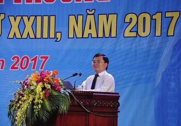 Tong ket Hoi thi Tin hoc tre toan quoc 2017 Truong BTC phat bieu - Tổng hợp kết quả Hội thi Tin học trẻ toàn quốc năm 2017