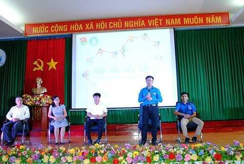 diem20giao20luu20 207 - Đêm hội kết nối - chào đón sinh viên K59  Định hướng nghề nghiệp, chia sẻ thông tin về học tập, rèn luyện và khởi nghiệp cho tân sinh viên K59.