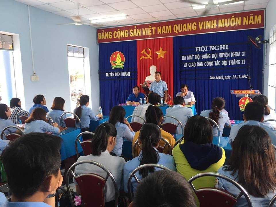 images_2017_ra_mat_hoi_dong_doi_dien_khanh_image003_88f40 Lễ trao Quyết định và ra mắt Hội Đồng đội huyện Diên Khánh, nhiệm kỳ 2017 2022