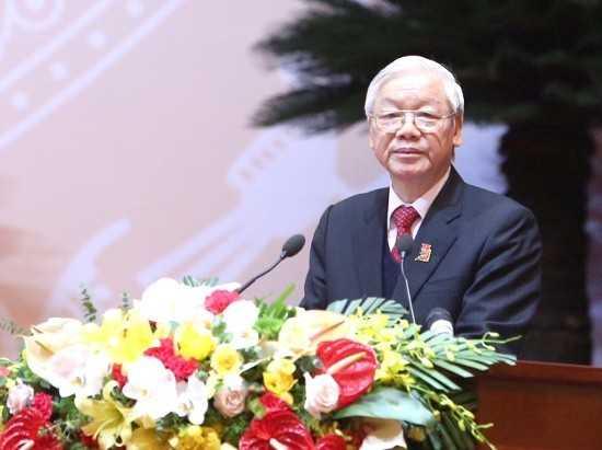 TPT20NPTrong1 - Tổng Bí thư Nguyễn Phú Trọng: Thanh niên là người chủ tương lai, là rường cột của nước nhà