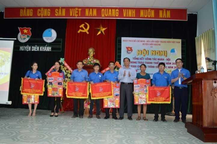 images 2018 01 dien khanh tong ket 2017 image003 e0f98 - DIÊN KHÁNH: Hội nghị tổng kết công tác Đoàn, Hội và phong trào thanh thiếu nhi năm 2017,