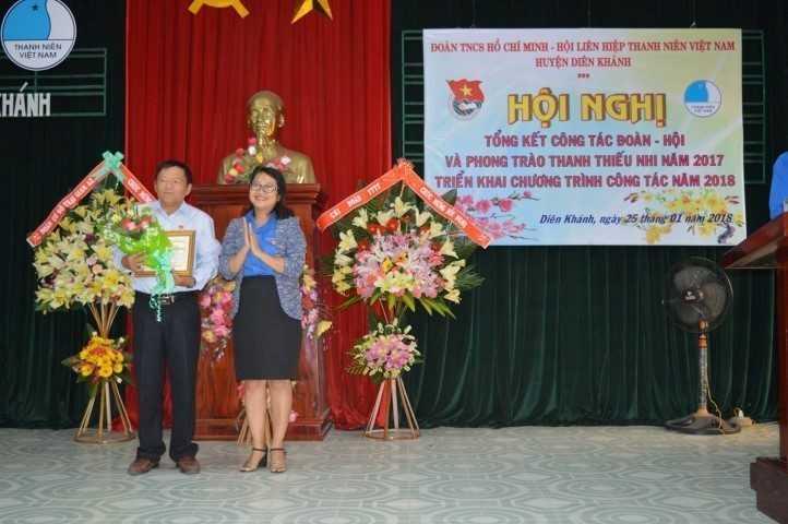 images 2018 01 dien khanh tong ket 2017 image007 3bee9 - DIÊN KHÁNH: Hội nghị tổng kết công tác Đoàn, Hội và phong trào thanh thiếu nhi năm 2017,
