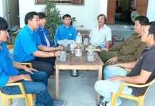 Đội công tác tình nguyện xã Diên Lạc