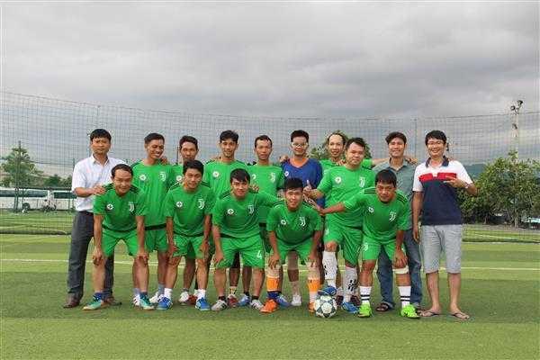 7b.Lien quan XNCT XNCD DKKV - Giải bóng đá mini Đoàn thanh niên Điện lực Khánh Hòa, đơn vị trực thuộc Đoàn khối Doanh nghiệp tỉnh