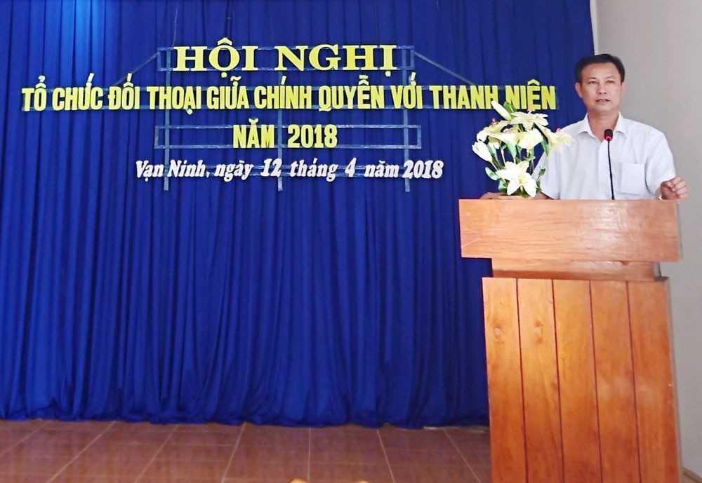 images 2018 04 van ninh doi thoai chinh quyen voi thanh nien img 1523579800540 1523580505005 340fa - VẠN NINH: Đối thoại giữa chính quyền với thanh niên