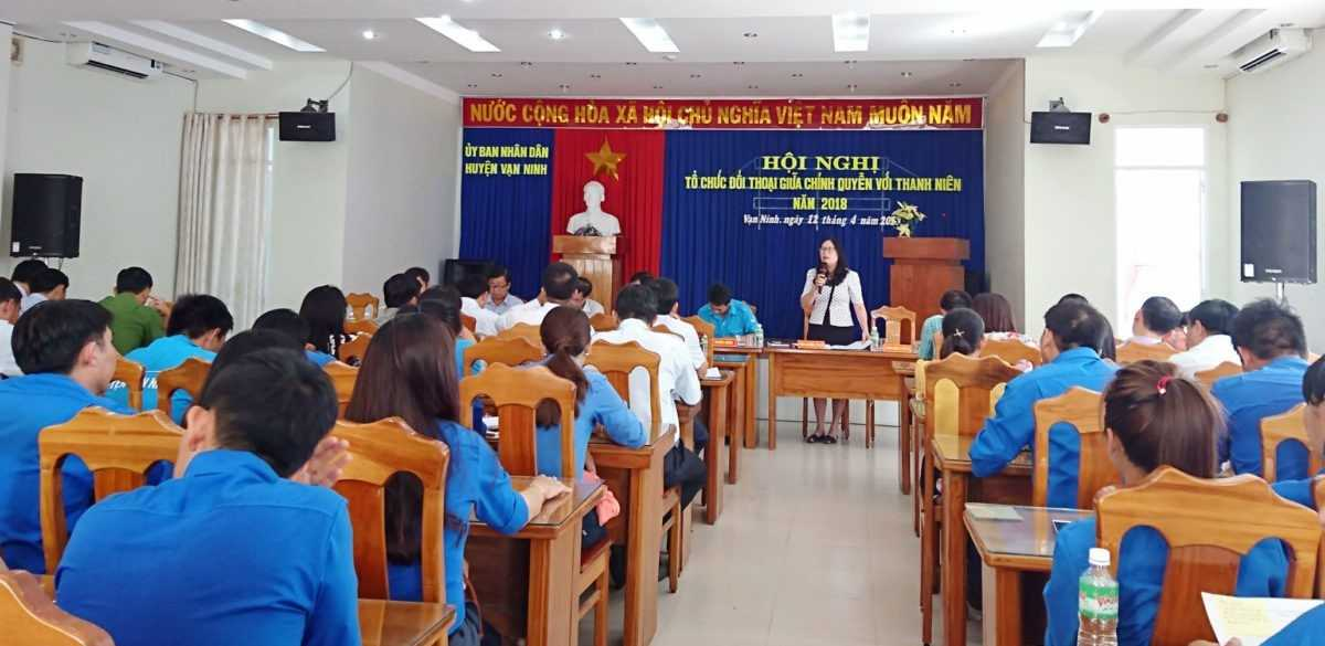 images 2018 04 van ninh doi thoai chinh quyen voi thanh nien img  6a33a - VẠN NINH: Đối thoại giữa chính quyền với thanh niên