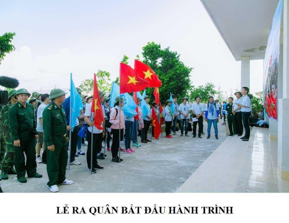 """images 2018 05 hanh trinh mui doi hsv image001 923c5 - Hành trình """"Sinh viên Khánh Hòa với biển đảo quê hương"""" năm 2018"""