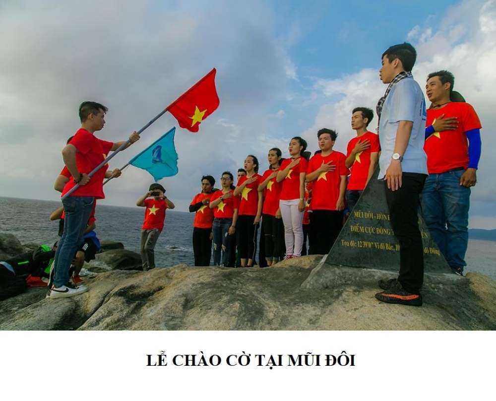 """images 2018 05 hanh trinh mui doi hsv image021 14348 - Hành trình """"Sinh viên Khánh Hòa với biển đảo quê hương"""" năm 2018"""