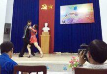 Ninh Hòa khai mạc lớp khiêu vũ