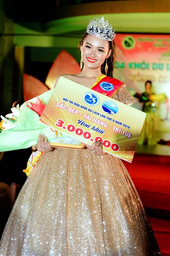 hoa khoi du lich 1 - Chung kết Hoa khôi du lịch lần thứ II