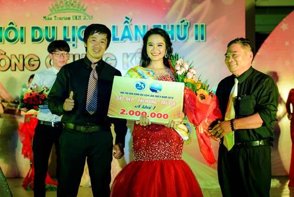 hoa khoi du lich 3 - Chung kết Hoa khôi du lịch lần thứ II