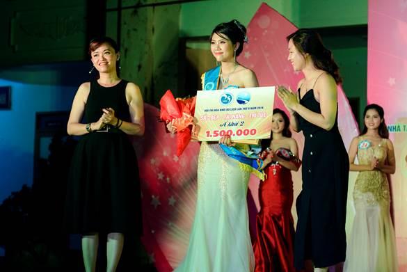 hoa khoi du lich 4 - Chung kết Hoa khôi du lịch lần thứ II