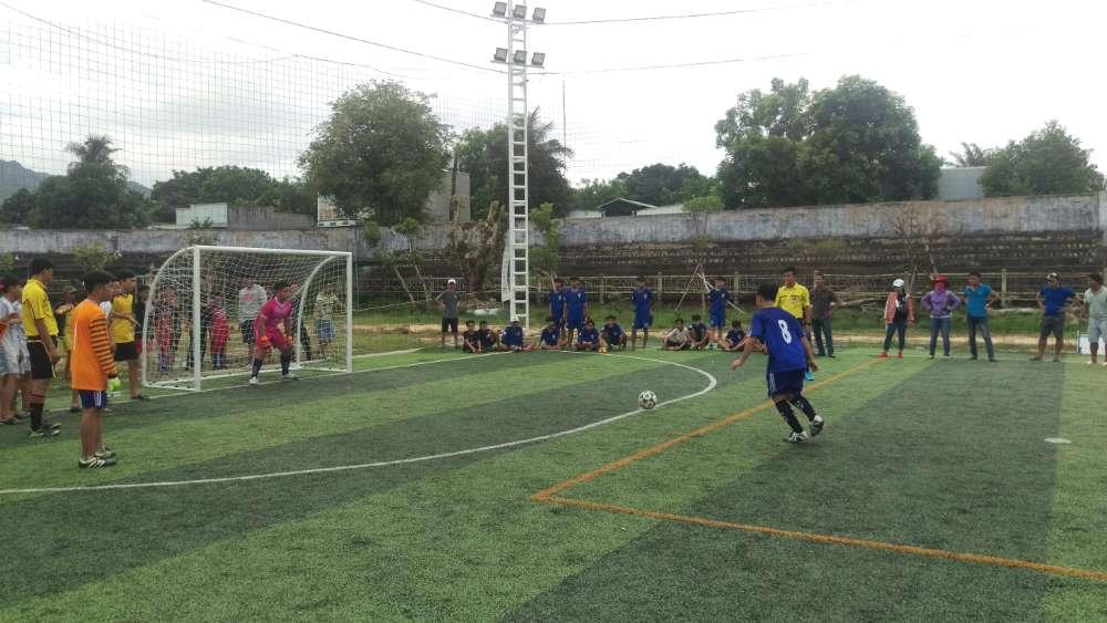IMAG1859 - CAM RANH: Giải bóng đá hè U13 lần thứ III