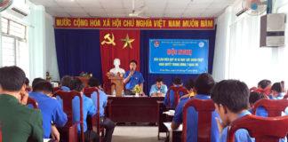 Hội nghị báo cáo viên Thị Đoàn quý II