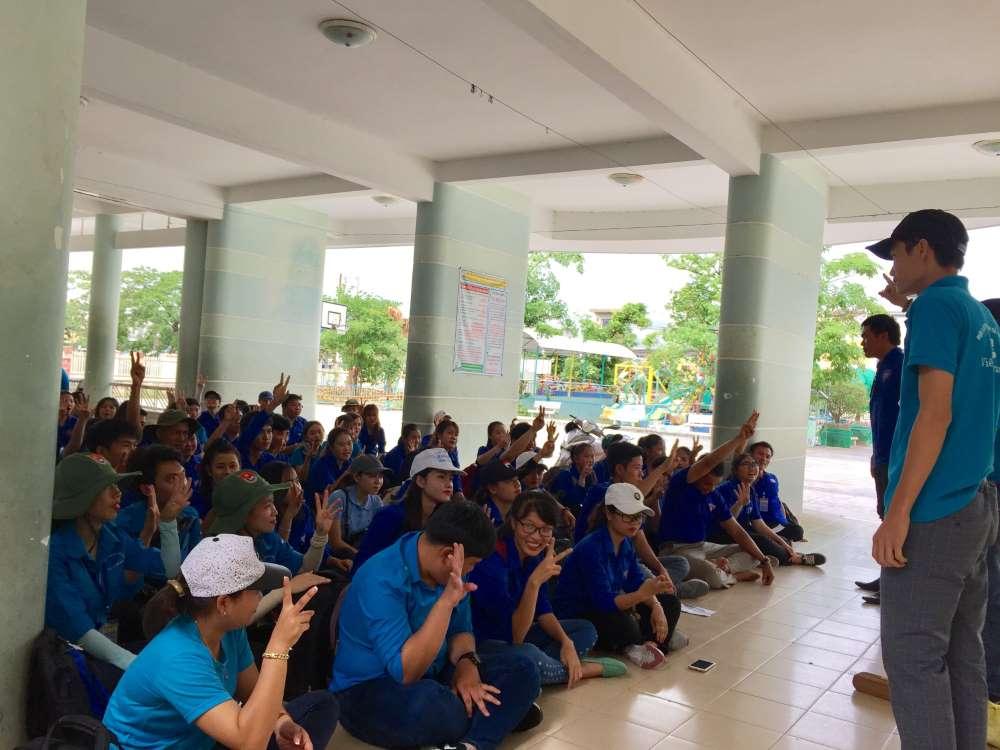 QUAN TRO - NINH HÒA: Tổ chức thi Huấn luyện viên cấp thị xã Ninh Hòa đợt 3