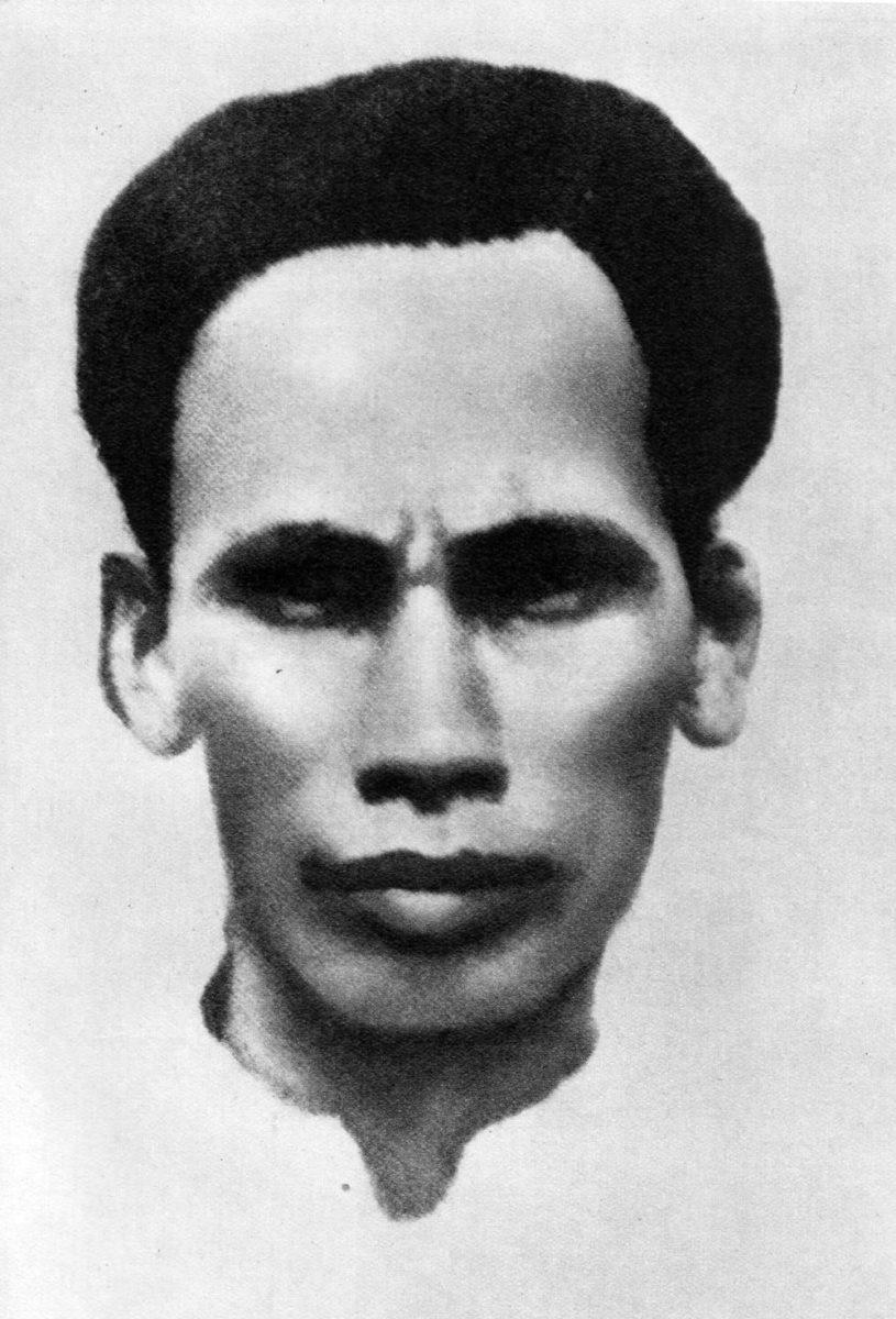 Đồng chí Nguyễn Ái Quốc năm 1930.