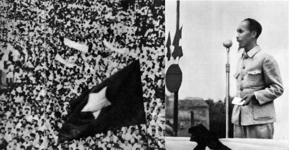Tháng 2/1946, Người nói chuyện với hơn 10 vạn nhân dân thủ đô hà Nội sau cuộc tổng tuyển cử bầu ra Quốc hội đầu tiên của nước Việt Nam dân chủ cộng hoà.