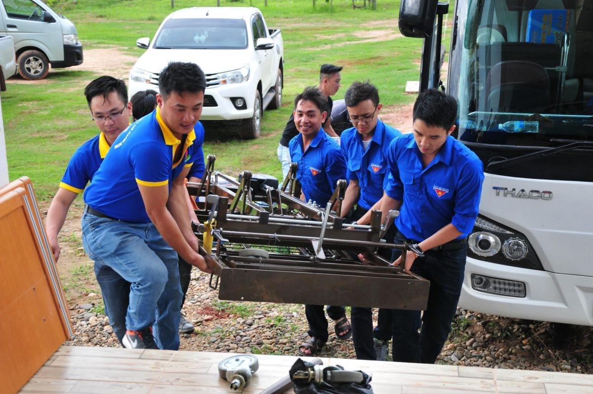 images5337222 APP 7206 - Sôi nổi chiến dịch Mùa hè xanh tại tỉnh Attapeu (Lào)