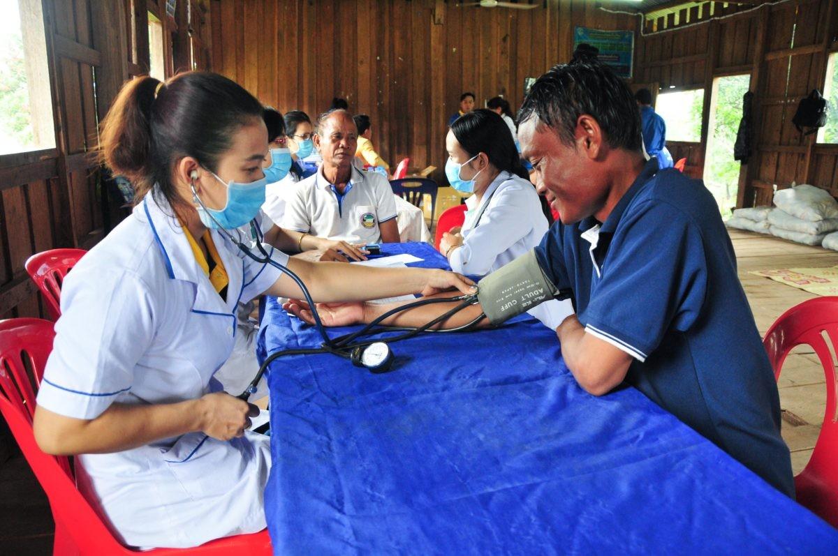 images5337224 APP 7245 - Sôi nổi chiến dịch Mùa hè xanh tại tỉnh Attapeu (Lào)