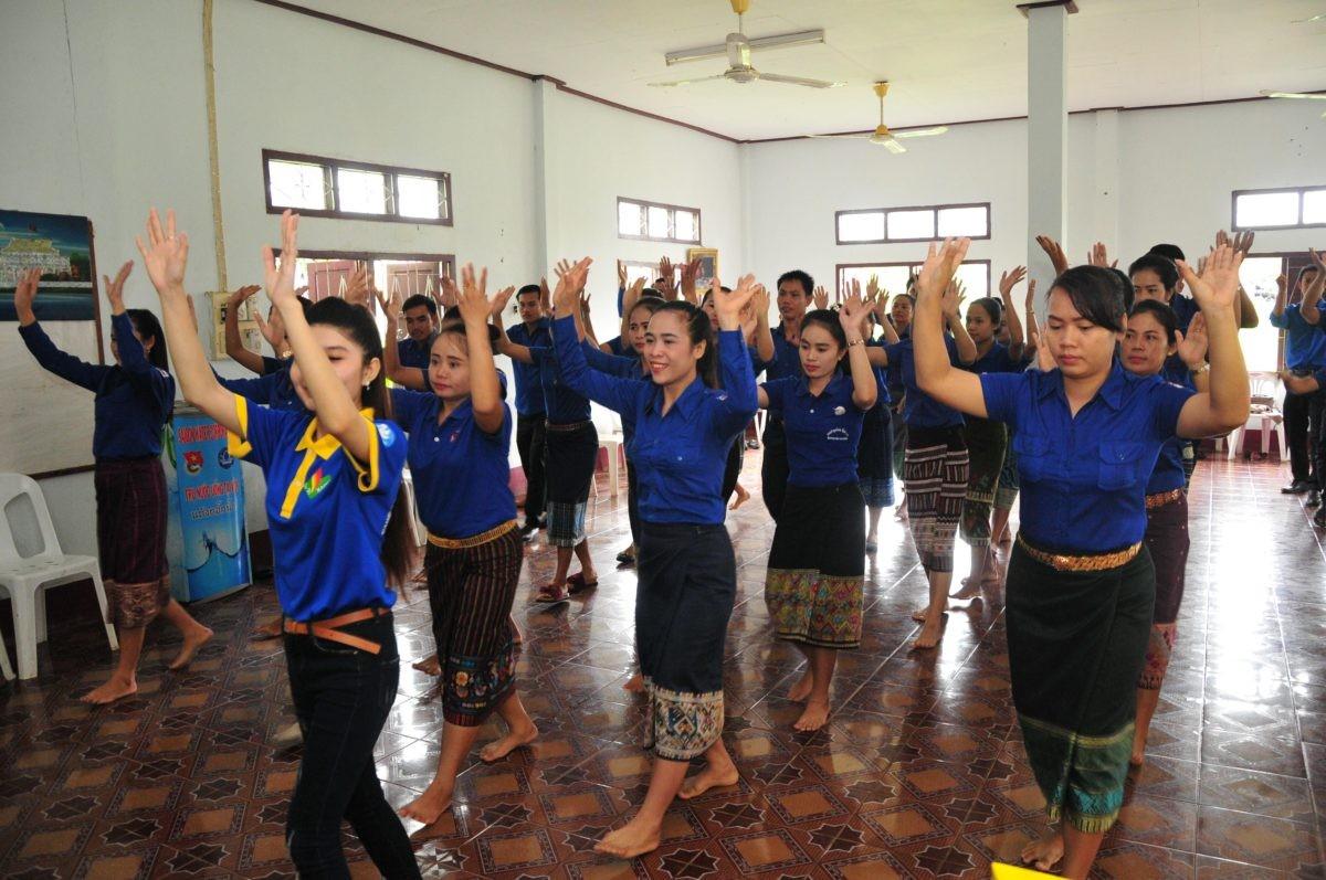 images5337227 APP 7347 - Sôi nổi chiến dịch Mùa hè xanh tại tỉnh Attapeu (Lào)