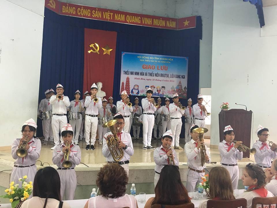 39044765 311468332932240 835869986638528512 n - Giao lưu giữa thiếu nhi Ninh Hòa và đoàn đại biểu thiếu nhi tỉnh Irkutsk, Liên Bang Nga
