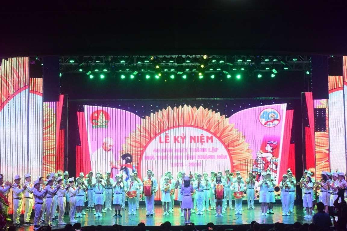 DSC_0214 Kỷ niệm 40 năm thành lập Nhà Thiếu nhi Khánh Hòa (1978 - 2018)
