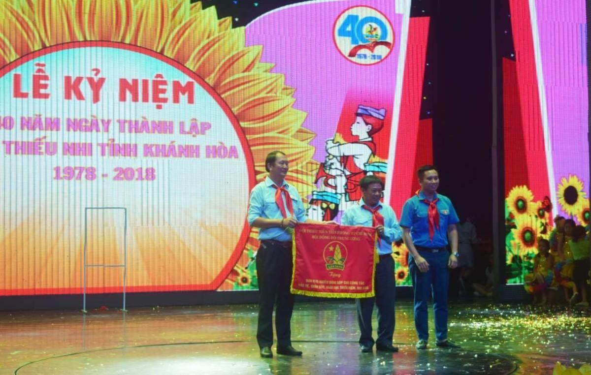 DSC_0232 Kỷ niệm 40 năm thành lập Nhà Thiếu nhi Khánh Hòa (1978 - 2018)