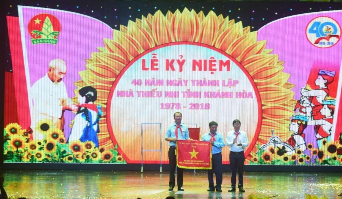DSC_0234 Kỷ niệm 40 năm thành lập Nhà Thiếu nhi Khánh Hòa (1978 - 2018)