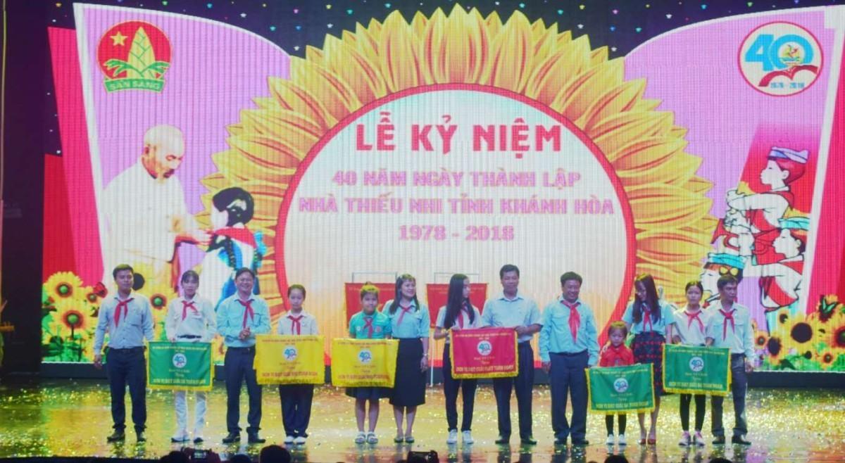 DSC_0240 Kỷ niệm 40 năm thành lập Nhà Thiếu nhi Khánh Hòa (1978 - 2018)
