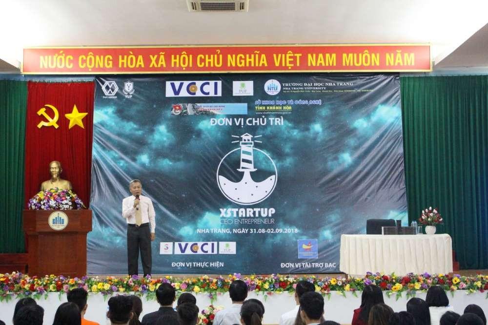 IMG 9654 - Khai mạc Khóa đào tạo chuyên sâu về khởi nghiệp tinh gọn