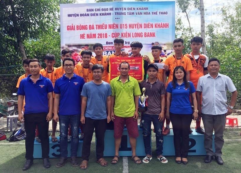 image002 1 - DIÊN KHÁNH: Giải bóng đá U15  huyện Diên Khánh cup Kiên Long Bank - Hè năm 2018
