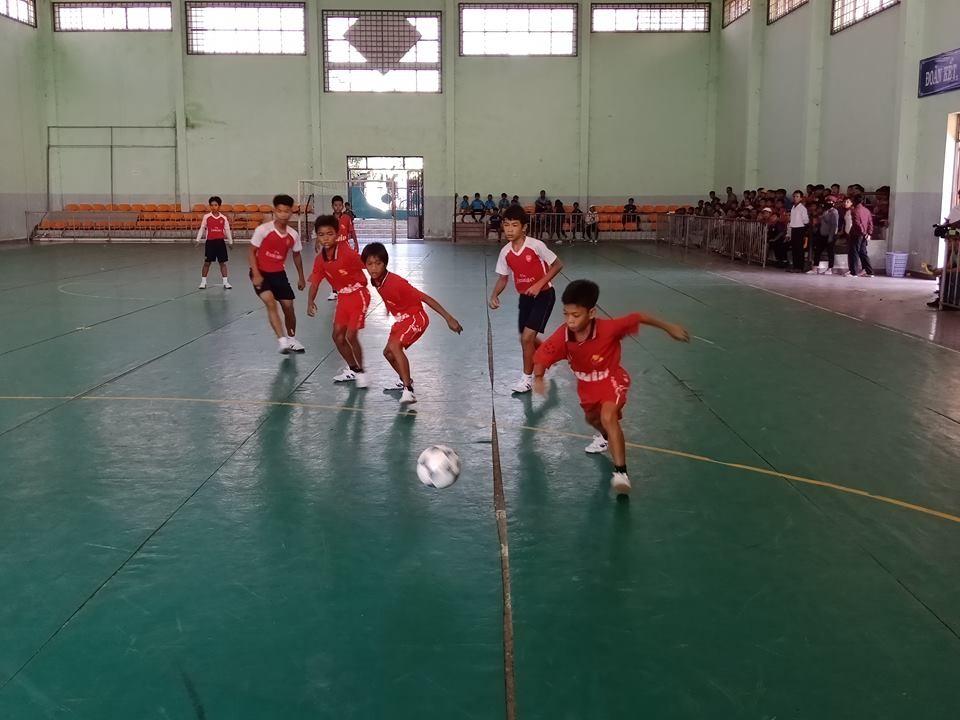image005 2 - KHÁNH VĨNH: Giải bóng đá U13 hè lần thứ II năm 2018