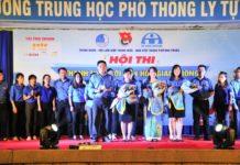 Hội thi thanh niên với văn hóa giao thông - thành đoàn Nha Trang 2018