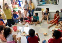 vui trung thu cho trẻ em cơ nhở