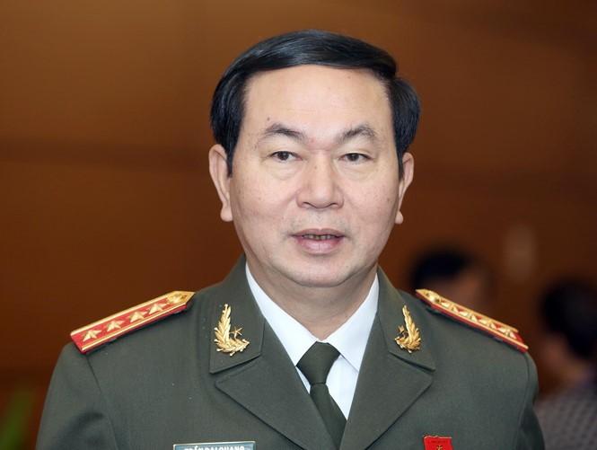 bttrandaiquang sjep - TIN BUỒN: Chủ tịch nước Trần Đại Quang từ trần