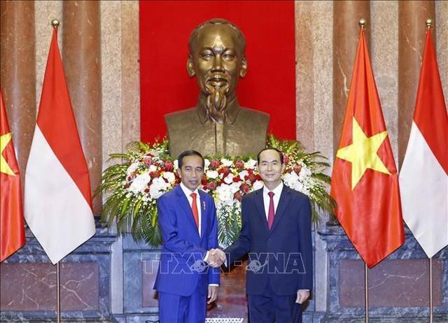 ctn tran dai quang tiep tong thong indonesia  1537518062725627746665 - Hình ảnh Chủ tịch nước Trần Đại Quang trong những sự kiện nổi bật