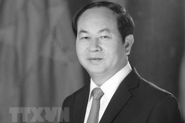 ctn tran dai quang tu tran 15375188648321675629452 - Hình ảnh Chủ tịch nước Trần Đại Quang trong những sự kiện nổi bật