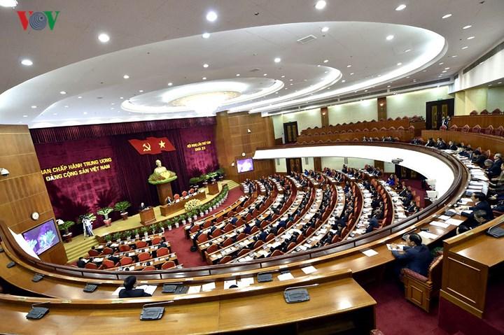 13 - Toàn cảnh khai mạc Hội nghị Trung ương 8 Khóa XII