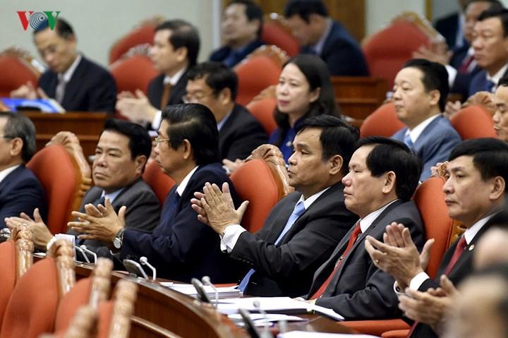 9 - Toàn cảnh khai mạc Hội nghị Trung ương 8 Khóa XII