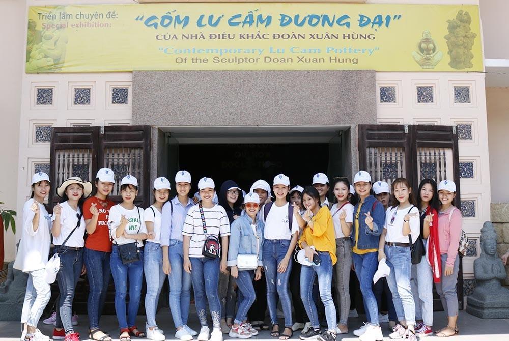 mg 8416 - Đoàn Trường CĐSP Trung ương Nha Trang tham quan tìm hiểu văn hóa, danh lam thắng cảnh của thành phố Nha Trang