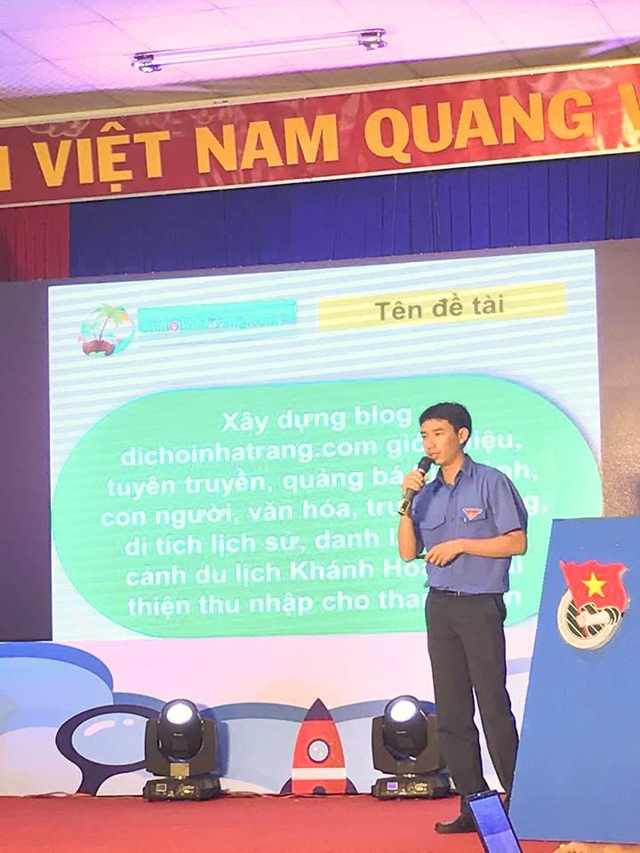 """Tổng kết, trao giải cuộc thi """"Sáng tạo trẻ và ý tưởng khởi nghiệp"""" trong đoàn viên thanh niên tỉnh Khánh Hòa lần thứ III - năm 2018 21"""