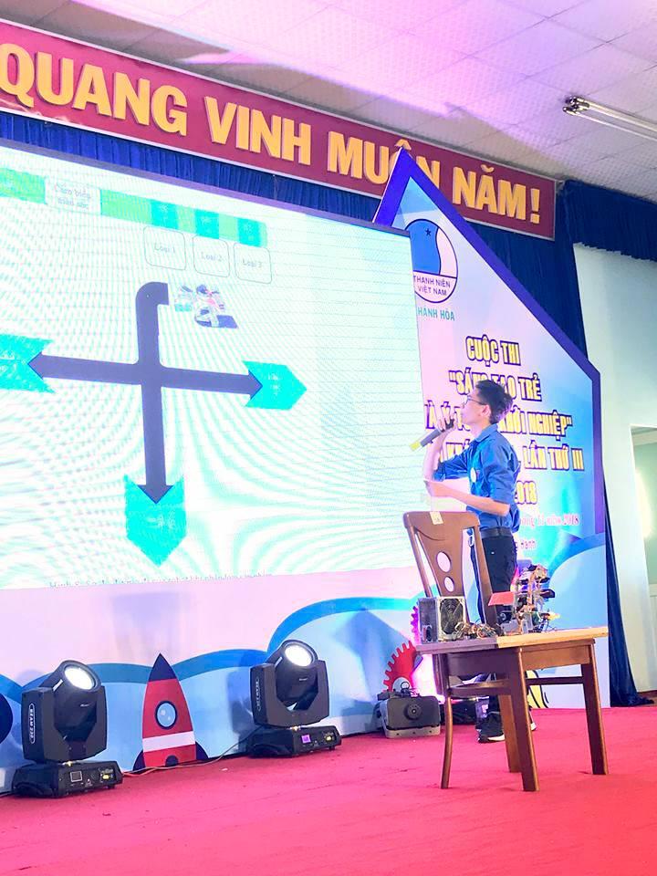 """Tổng kết, trao giải cuộc thi """"Sáng tạo trẻ và ý tưởng khởi nghiệp"""" trong đoàn viên thanh niên tỉnh Khánh Hòa lần thứ III - năm 2018 12"""