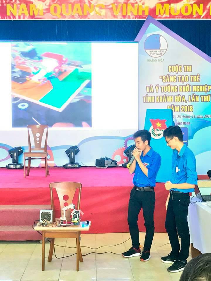 """Tổng kết, trao giải cuộc thi """"Sáng tạo trẻ và ý tưởng khởi nghiệp"""" trong đoàn viên thanh niên tỉnh Khánh Hòa lần thứ III - năm 2018 17"""