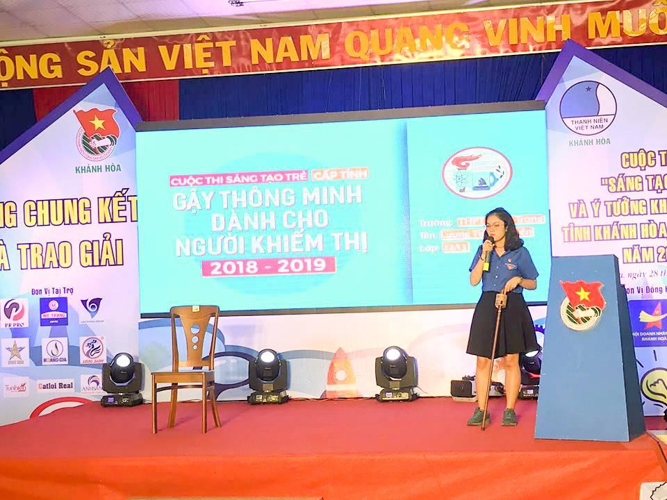 """Tổng kết, trao giải cuộc thi """"Sáng tạo trẻ và ý tưởng khởi nghiệp"""" trong đoàn viên thanh niên tỉnh Khánh Hòa lần thứ III - năm 2018 6"""