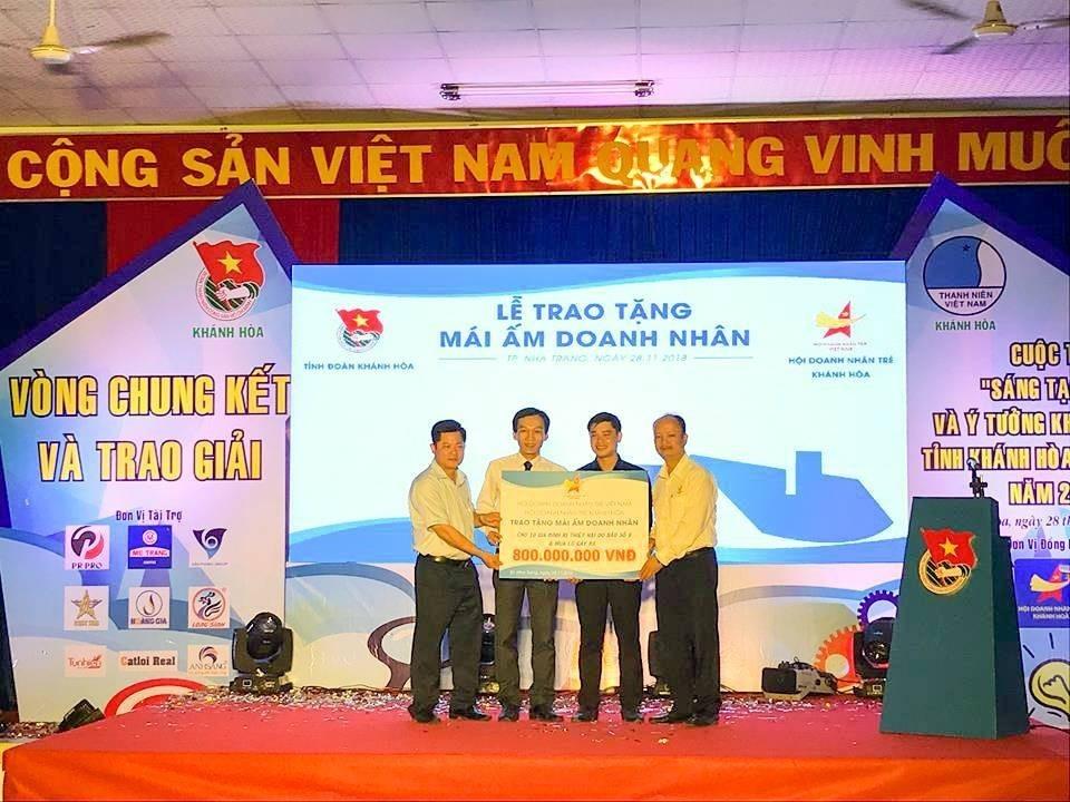 """Tổng kết, trao giải cuộc thi """"Sáng tạo trẻ và ý tưởng khởi nghiệp"""" trong đoàn viên thanh niên tỉnh Khánh Hòa lần thứ III - năm 2018 31"""