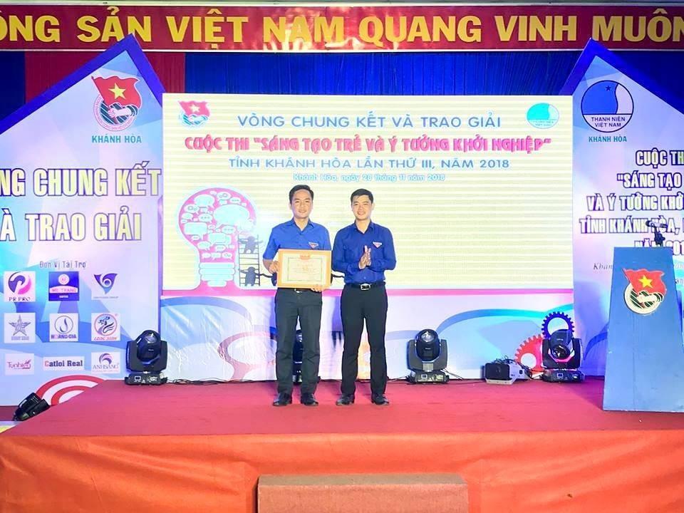 """Tổng kết, trao giải cuộc thi """"Sáng tạo trẻ và ý tưởng khởi nghiệp"""" trong đoàn viên thanh niên tỉnh Khánh Hòa lần thứ III - năm 2018 28"""