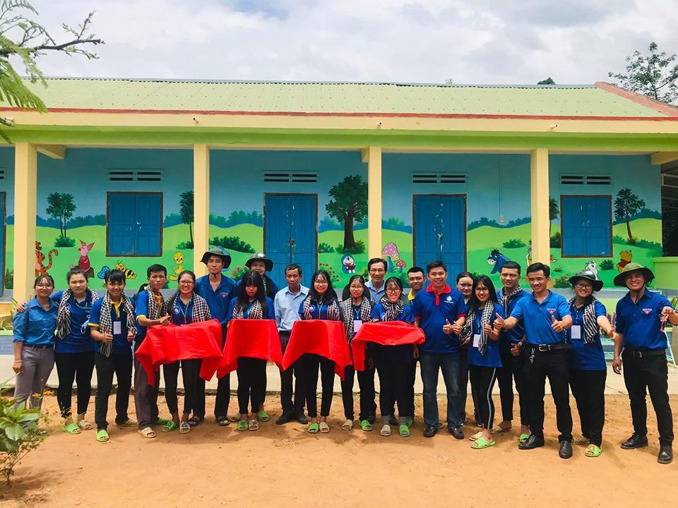 Rạng rỡ Đêm hội quân các Chiến dịch Thanh niên tình nguyện hè năm 2019 5