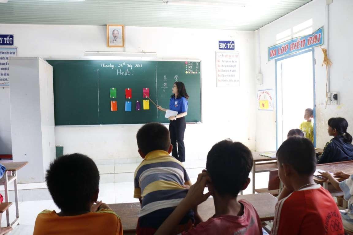 """""""Mùa hè xanh"""" Hành trình trải nghiệm, rèn luyện và cống hiến của tuổi trẻ trường CĐSP Trung ương Nha Trang 10"""