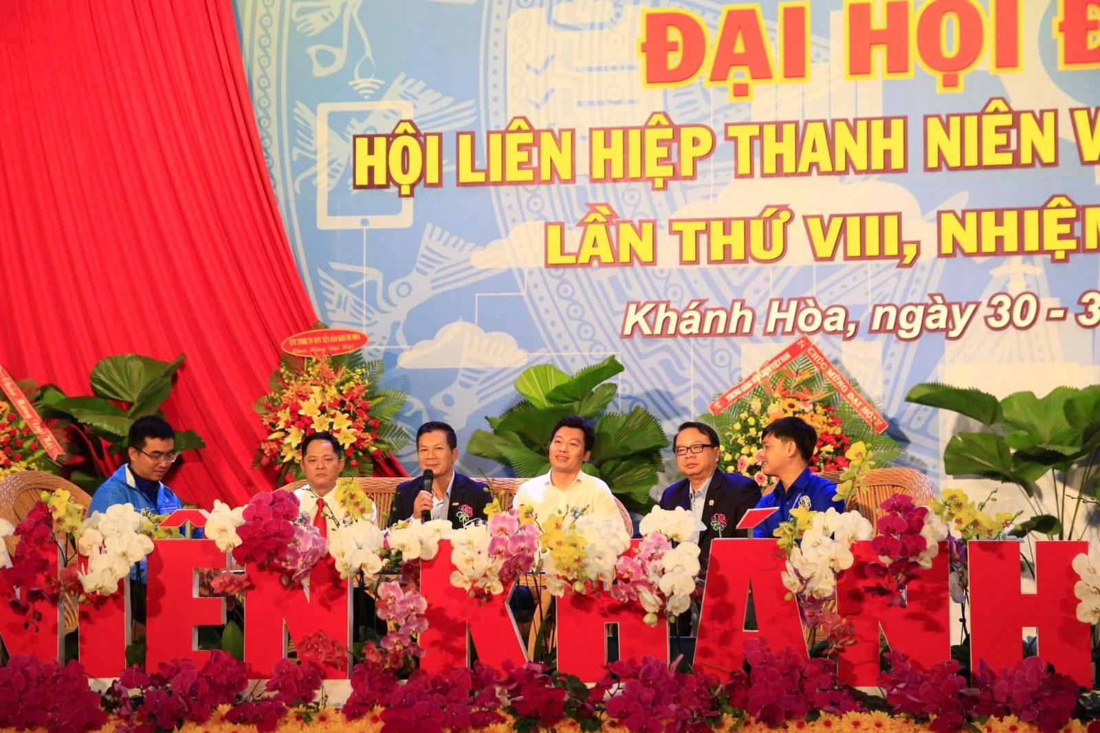 Đại hội đại biểu Hội Liên hiệp Thanh niên Việt Nam tỉnh lần thứ VIII: Phiên làm việc thứ hai 3